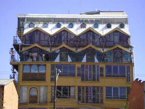 Kulturhaus in El Alt0
